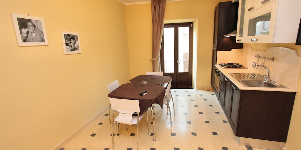 Apartment Filicudi