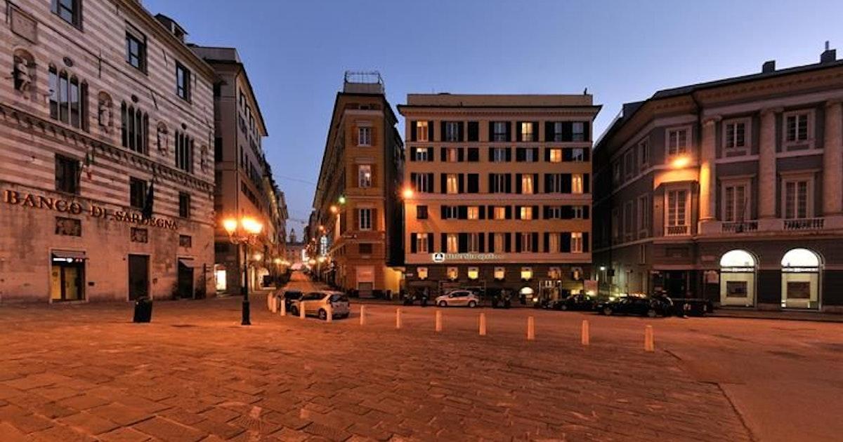 Hotel metropoli storbyferie i genova sentralt hotell for Metropoli in italia