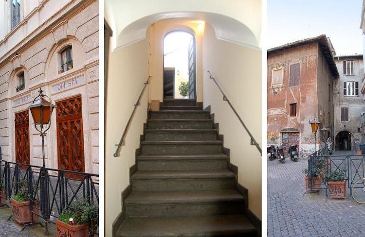 Hotel Mit Dachterrasse In Rom