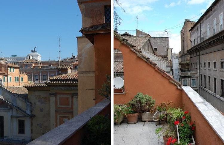 Terrazza Sant Ignazio Holiday Apartment Rome Lazio