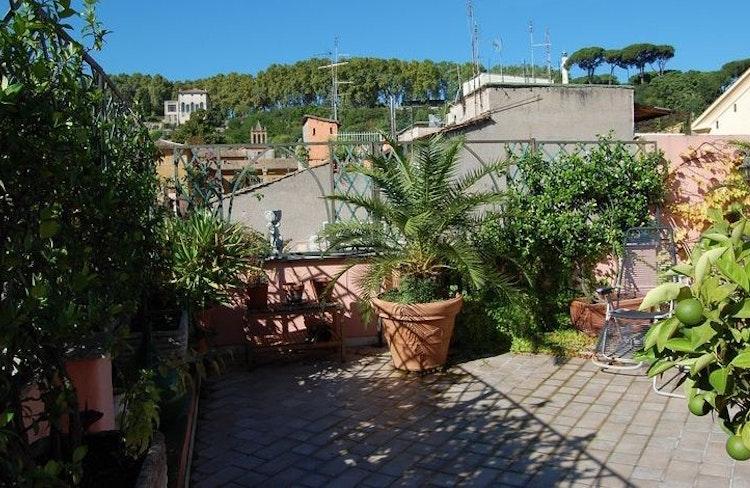 Terrazza Trastevere - Ferienwohnung Rom Latium