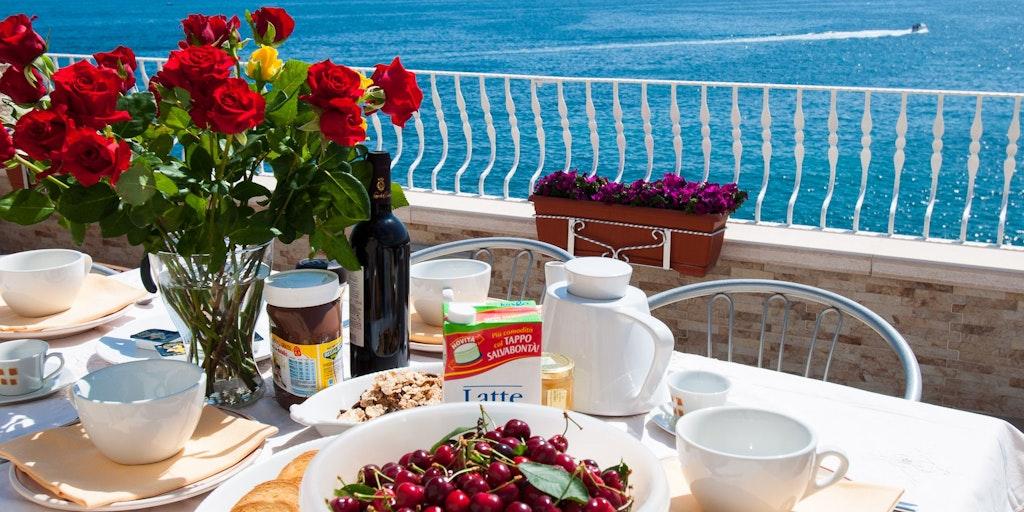 Holiday Apartment Apulia - Terrazza Paradiso - Monopoli