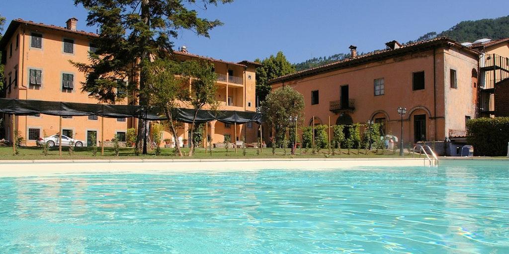 Hotel Regina - Hotel B & B Bagni di Lucca - Tuscany