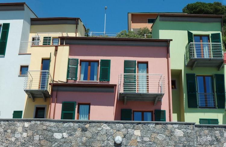 Residence Le Terrazze - Ferienwohnung in Portovenere in Cinque Terre