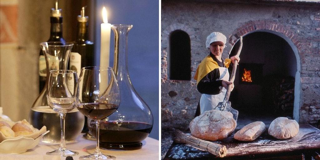 Le Chianti, paradis des vins et de la gastronomie
