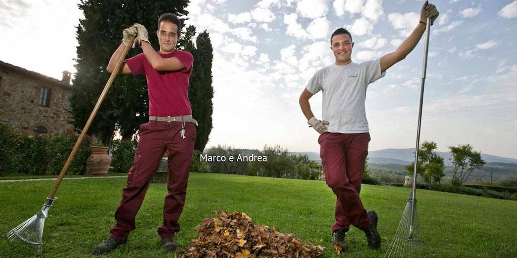 <p>The gardeners</p>