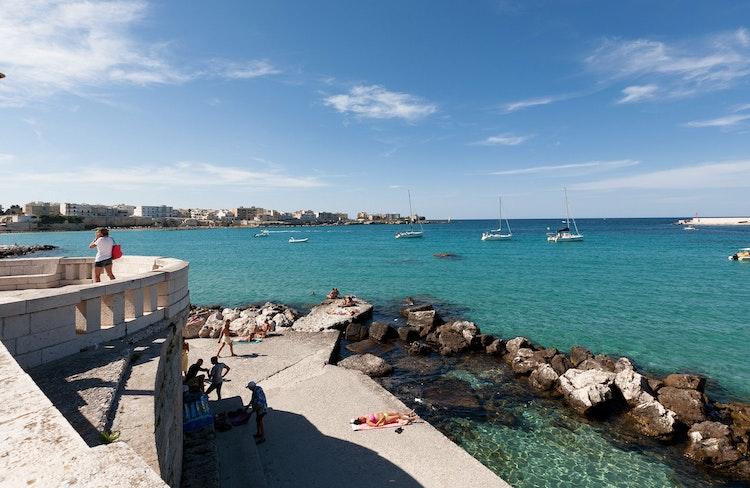 Otranto Italy Map.Otranto Apulia Holidays Italy