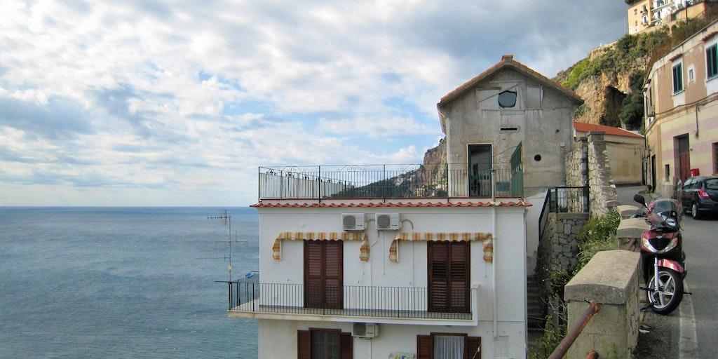 Residence Mare Club en bord de mer