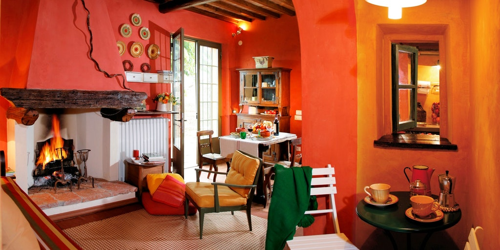 Lejligheden Casa del Cacciatore