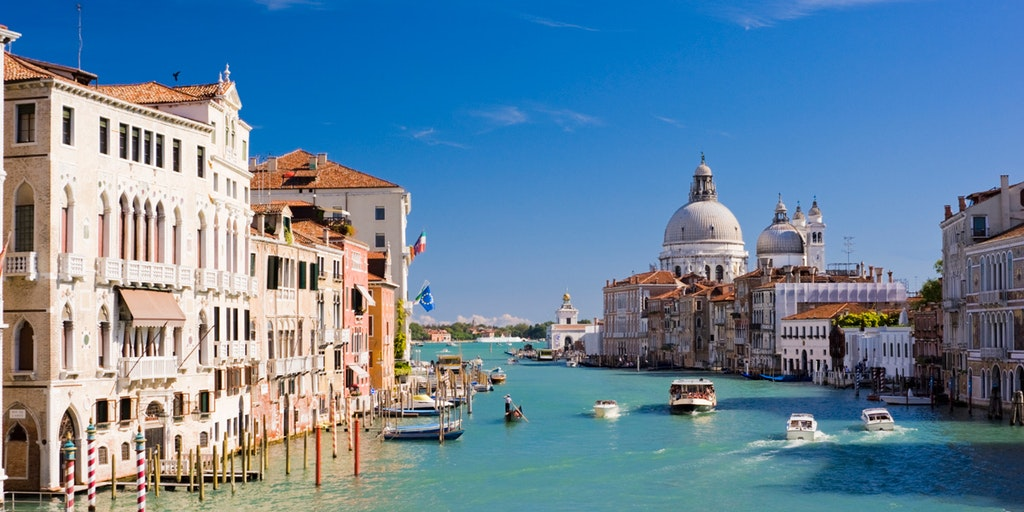 Canal Grande à Venise