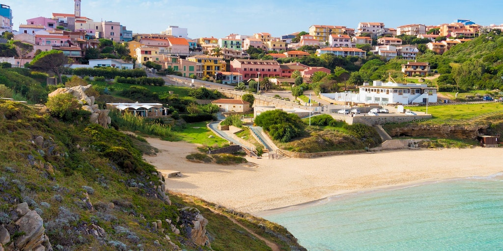 Enjoy the beach in Santa Teresa di Gallura in Sardinia