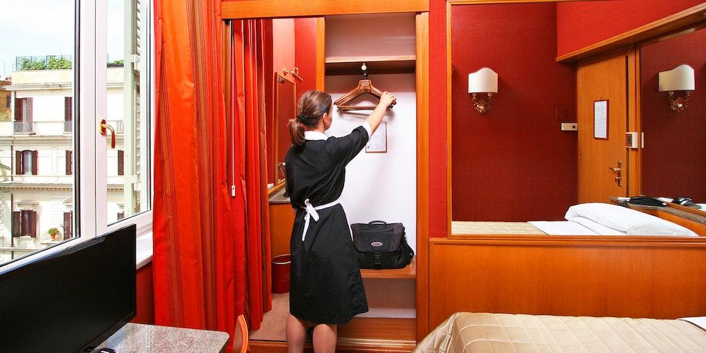 Illustration d'une chambre individuelle Standard