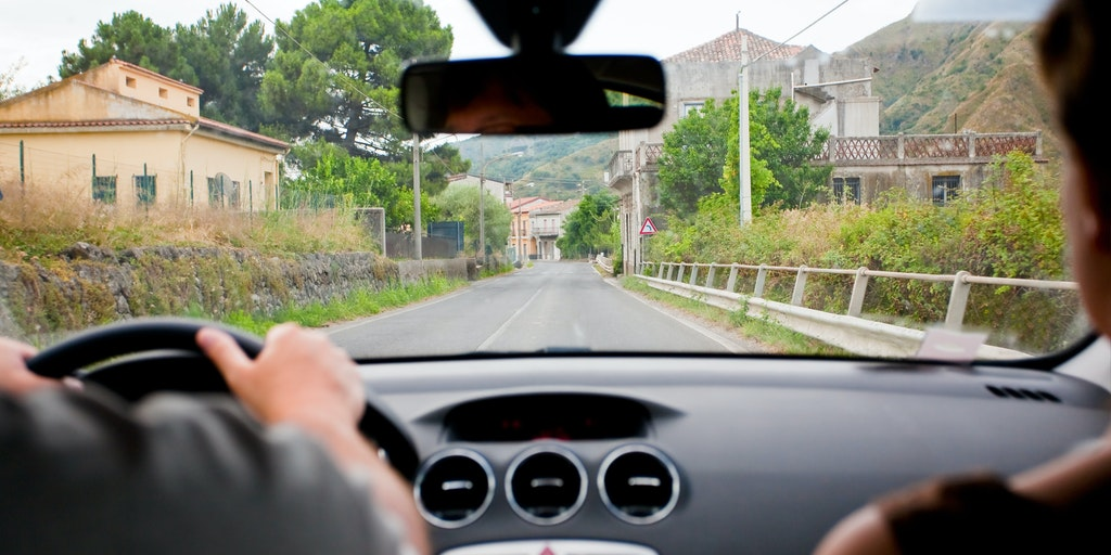 I august er mange av byene i Italia ofte øde