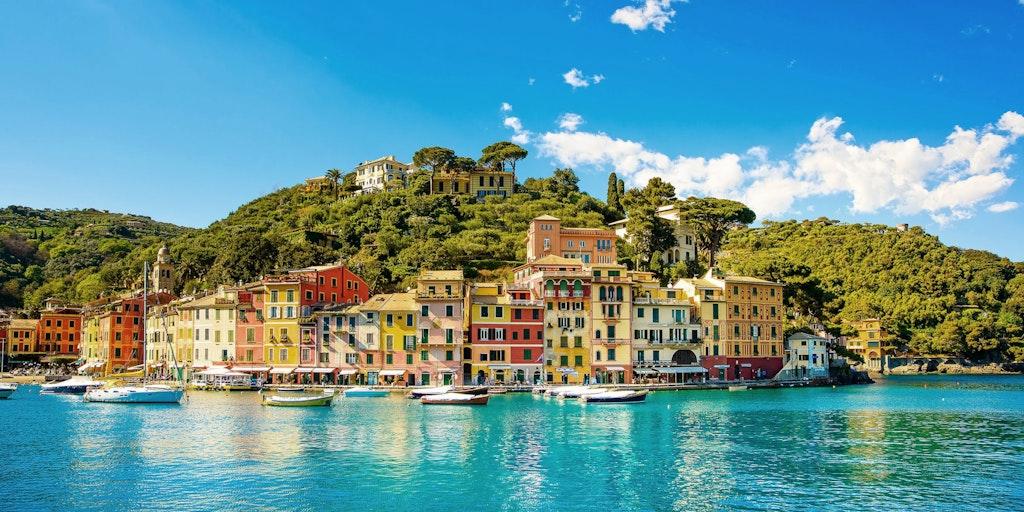 Legendariska Portofino