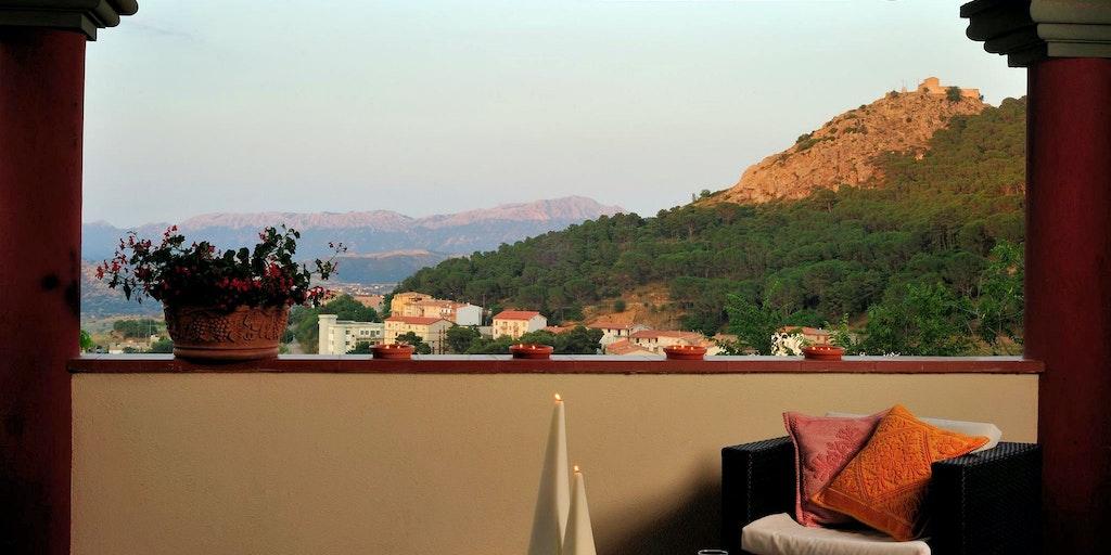 Hotel Su Lithu på Sardinien