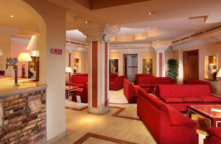 Shg Hotel Portamaggiore Hotel In Rome