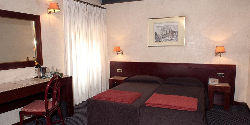 Twin/Double room - Superior