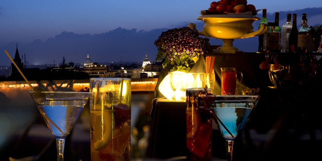 Hotel Marcella Royal - Hotel in Rome