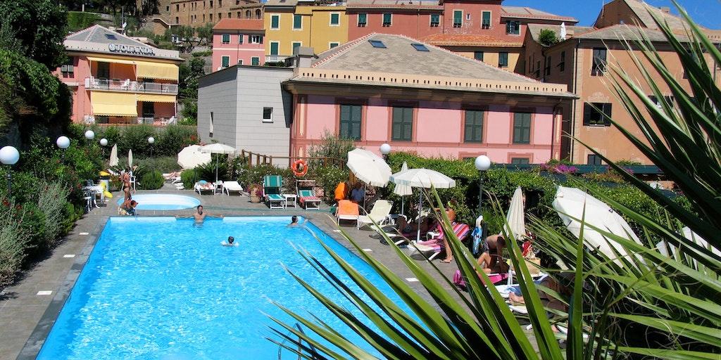 Due Mari Appartamenti - Ferienwohnung in Sestri Levante in Cinque Terre