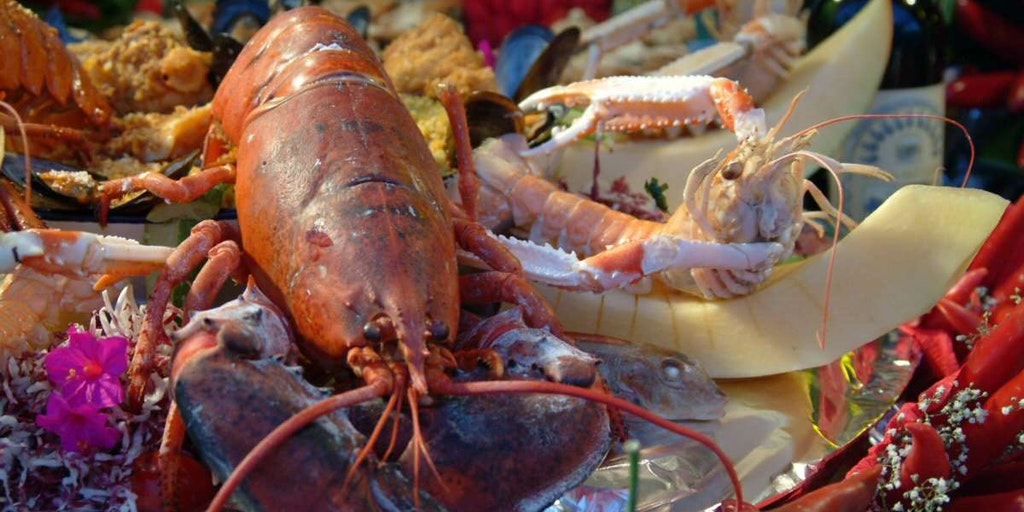 Allt gott från havet är en del av matkulturen på Sicilien.