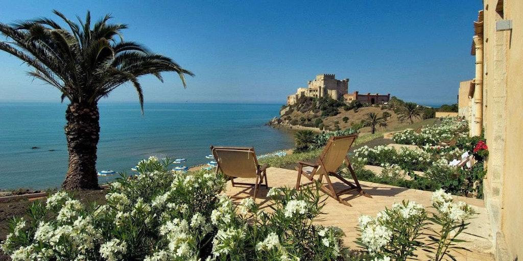 Åk på långtidssemester till Italien med In-Italia och njut av bra klimat och god mat