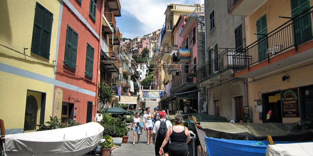 Stay in a Bed & Breakfast in Cinque Terre with In Italia