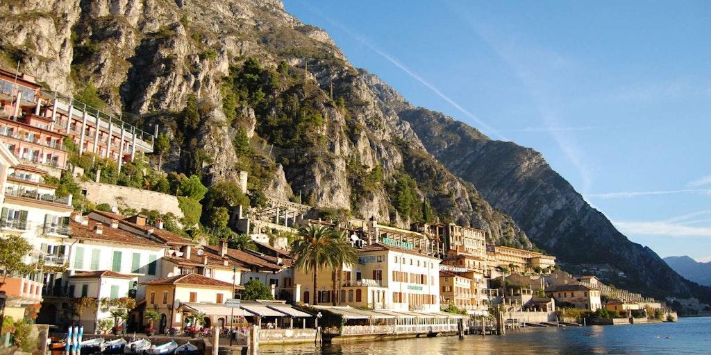 Overnatt på et Bed & Breakfast ved Gardasjøen med In-Italia