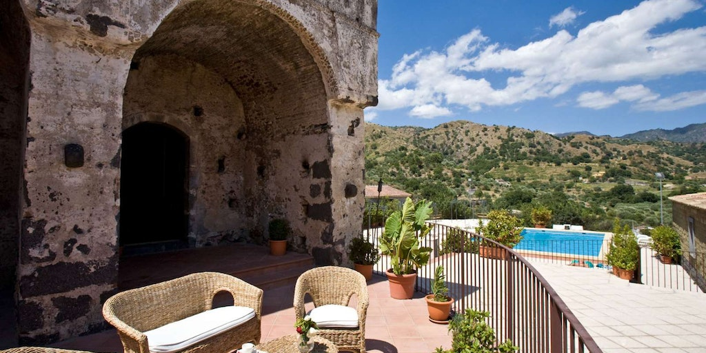 Enjoy a B&B in Sicily with In-Italia