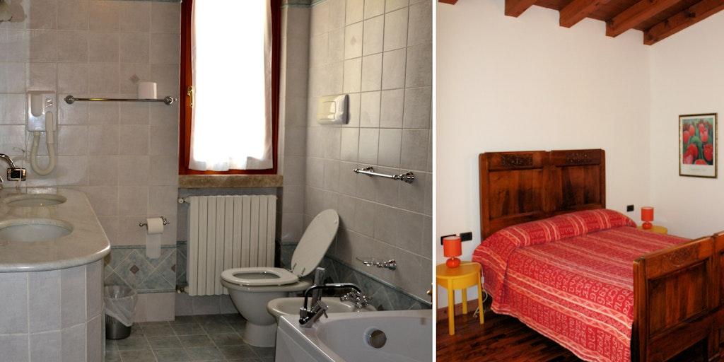 Appartement trois-pièces avec terrasse