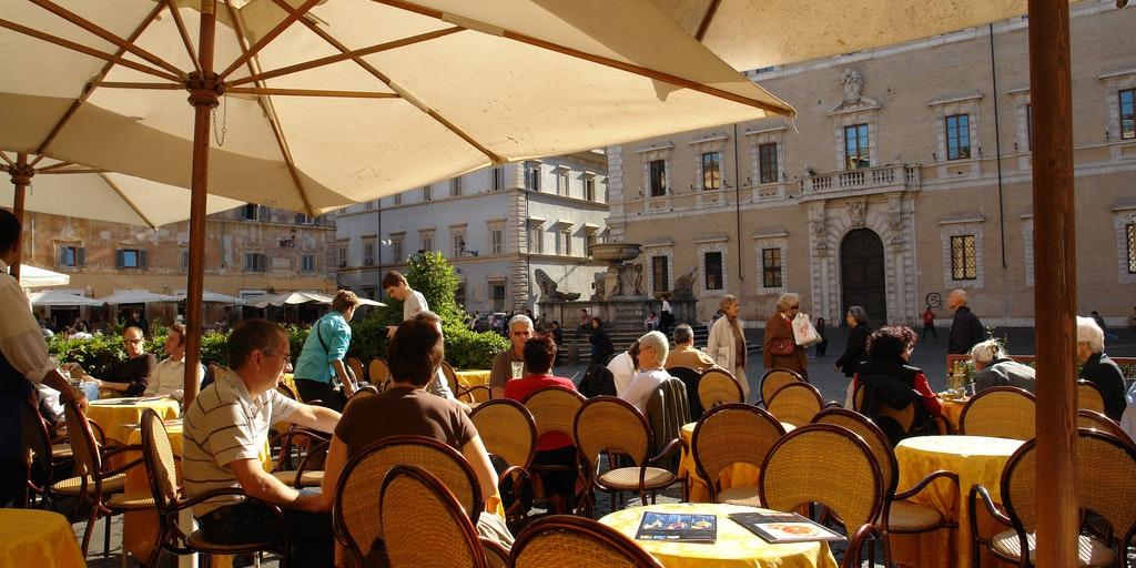 Besuchen Sie das beliebte Trastevere und genießen Sie mit allen Sinnen jeden Augenblick