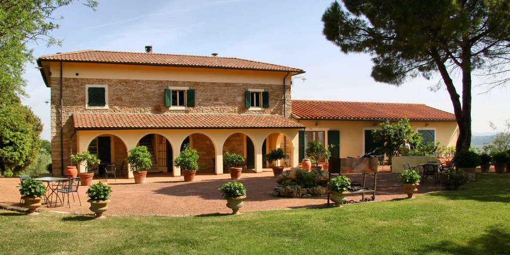 Agriturismo near Lucca