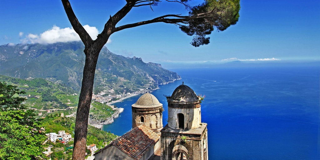 Amalfikysten er et af Italiens smukkeste områder