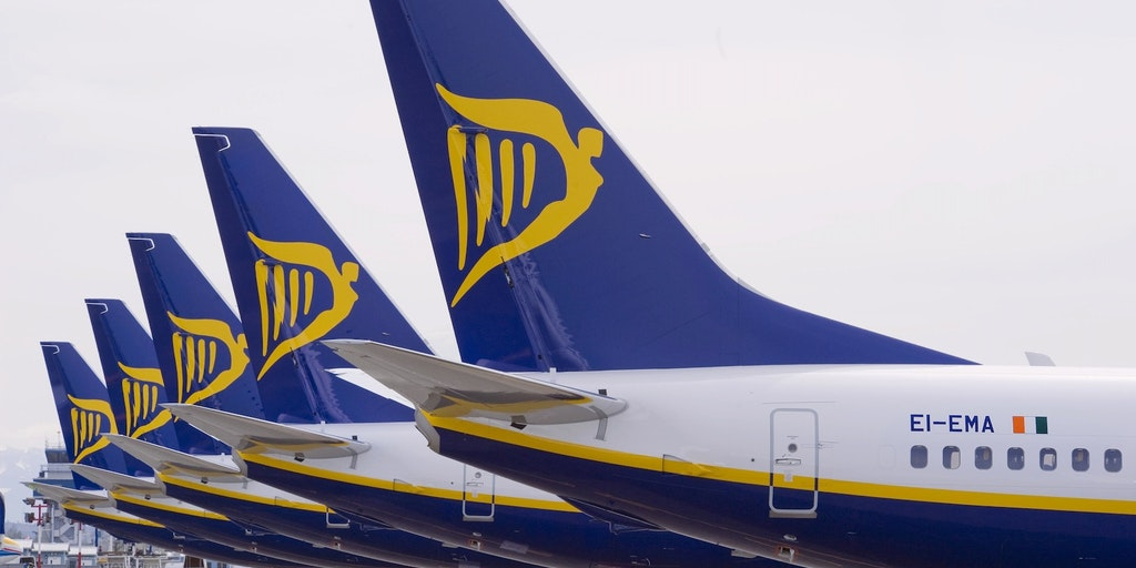 Rom Ciampino flygplats - Ryanair bas