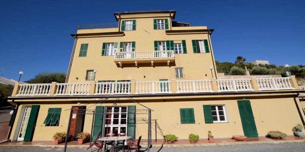 Terrasse von der Wohnung Nr. 11