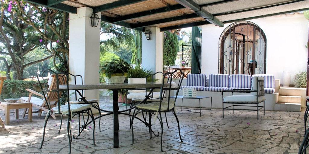 Enjoy your patio