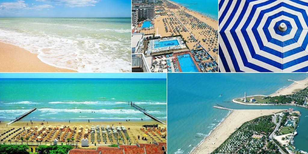 Go on a self drive holiday to the lovely Lido di Jesolo with In Italia.