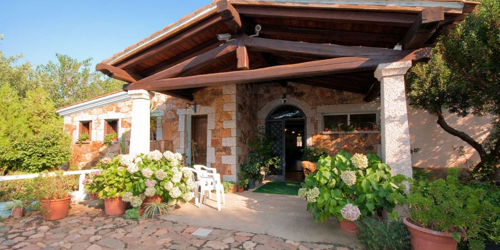 Enjoy your holiday at an Agriturismo in Sardinia with In-Italia ( Agriturismo Guparza in Posada)
