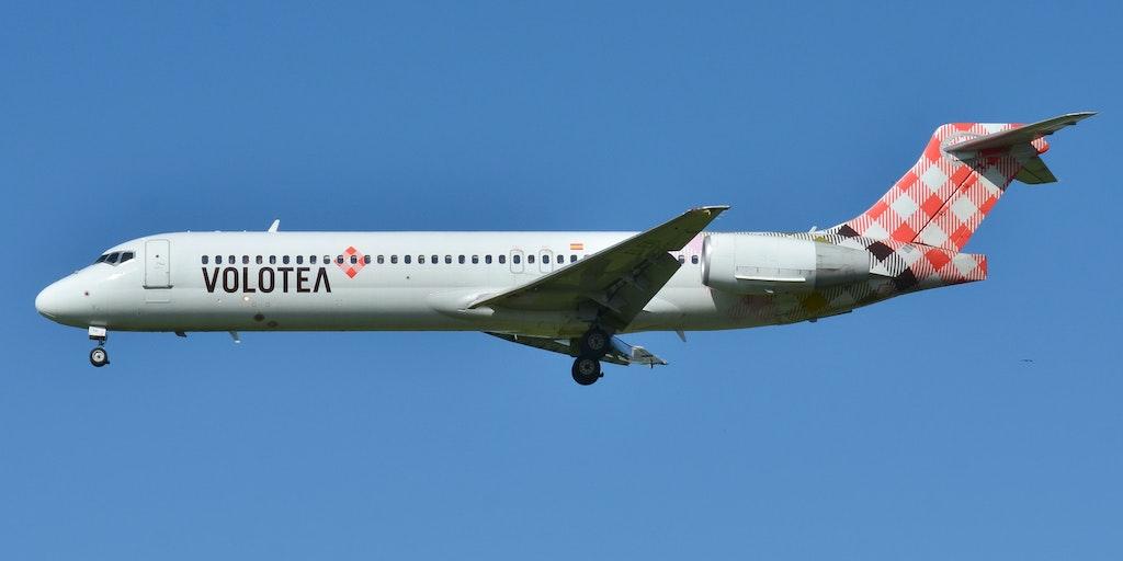 Rejs med flyselskabet Volotea på ferie til Italien
