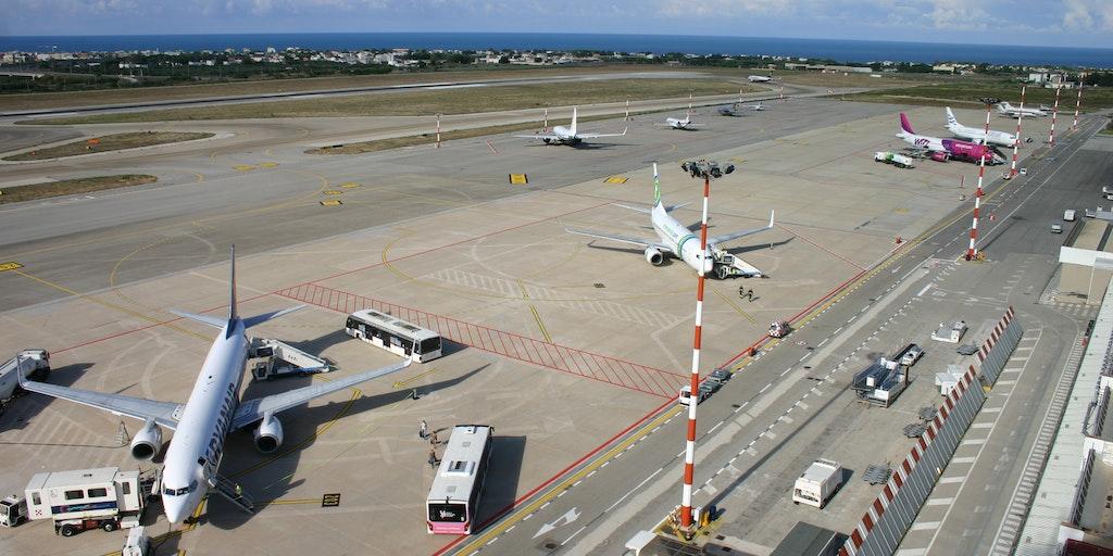 Bari Aeroporto di Palese lufthavn
