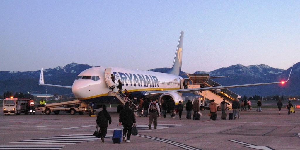 Information om Bergamo Milano flygplats