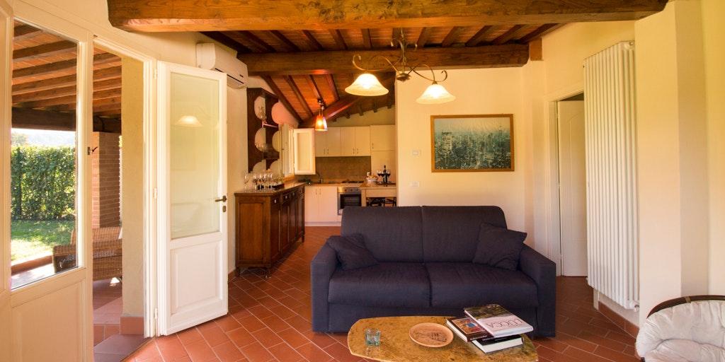 Lägenheten Rondine