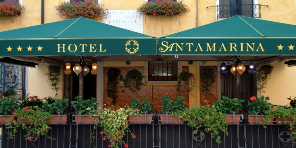 Hotel Santamarina Venezia