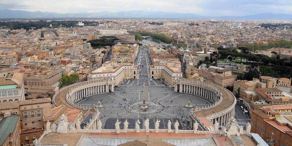 Buchen Sie ein Hotel im Zentrum von Rom mit In-Italia
