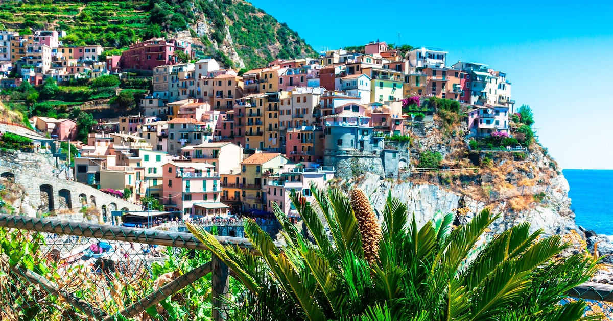 Cinque terre locations appartements g tes h tels - Chambre d hote italie ligurie ...