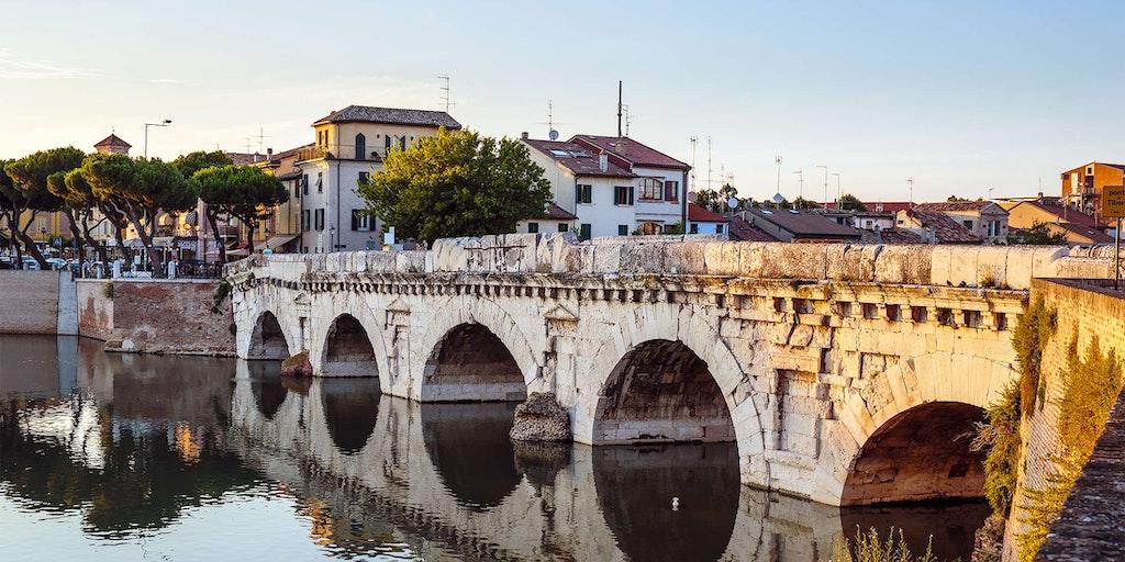 Ponte dei Mille Rimini