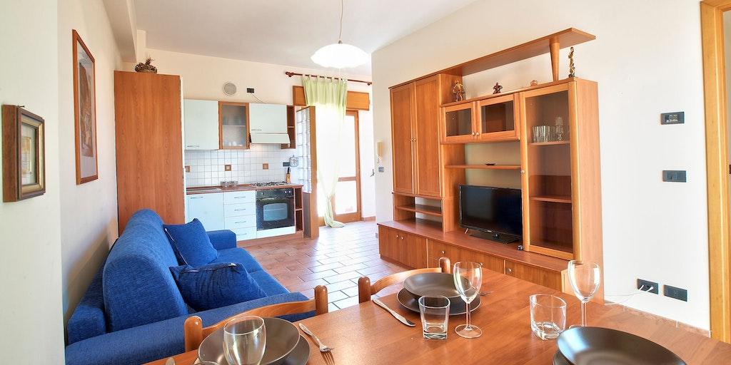 Wohnung Conchiglia