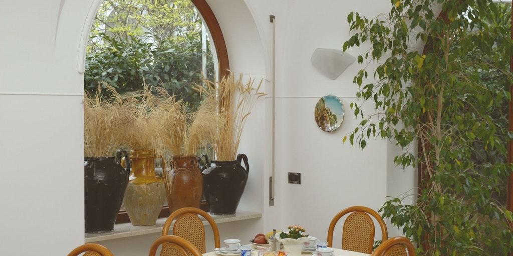 Frukostlokalen