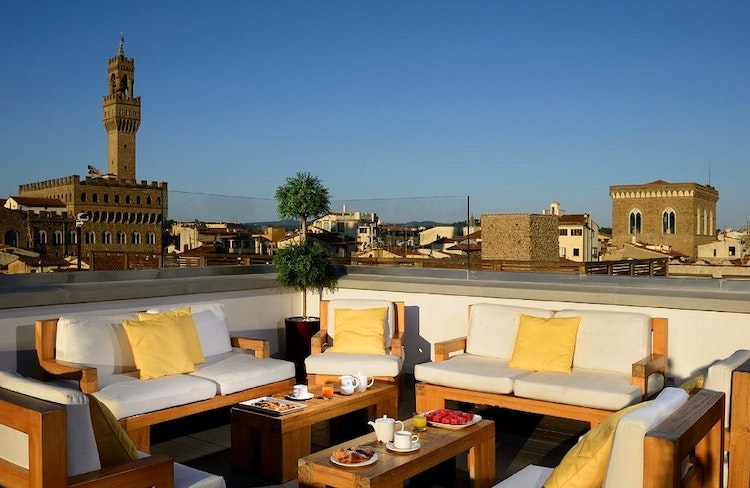 Grand Hotel Cavour Hotel In Florence