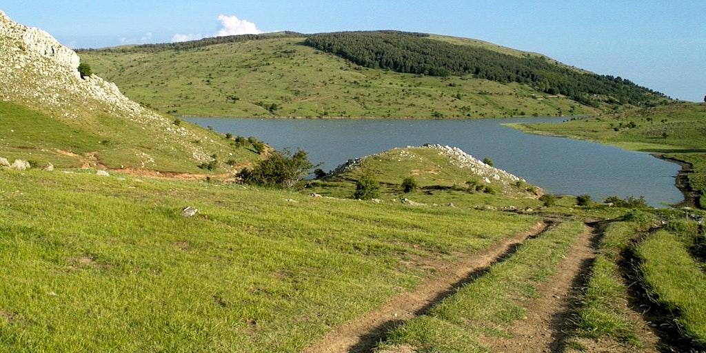 Tre Arie søen ved Floresta