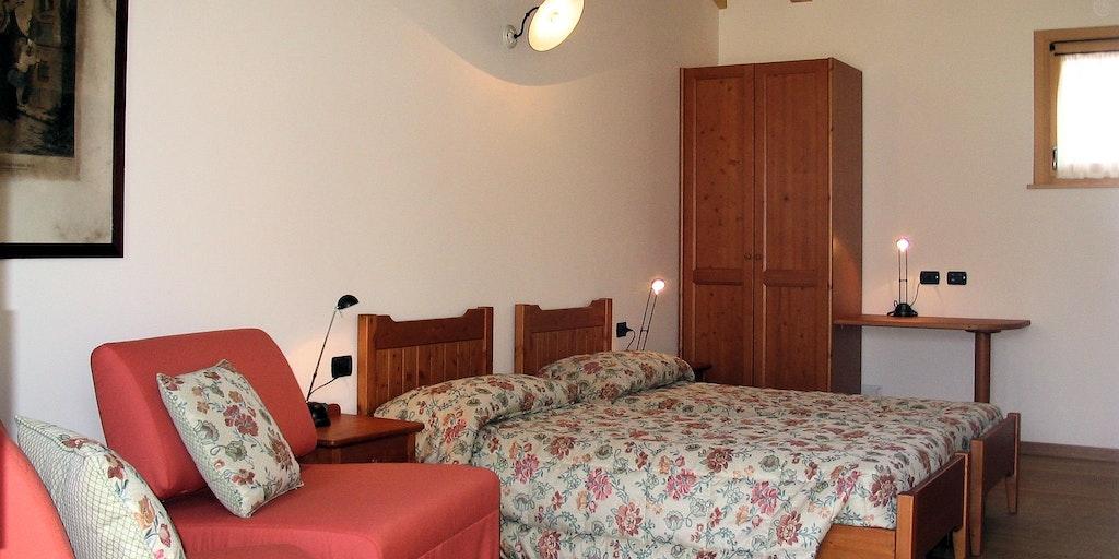 Exempel på en av lägenheterna